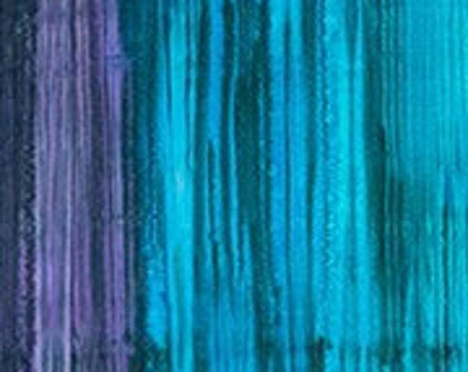 "Strata Purple/ Teal   by Banyan Batiks 80555-63  100% cotton 44/45"" wide fabric"