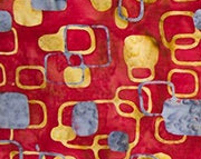 "Mod Graphics by Banyan Batiks 103967  100% cotton 44/45"" wide fabric"