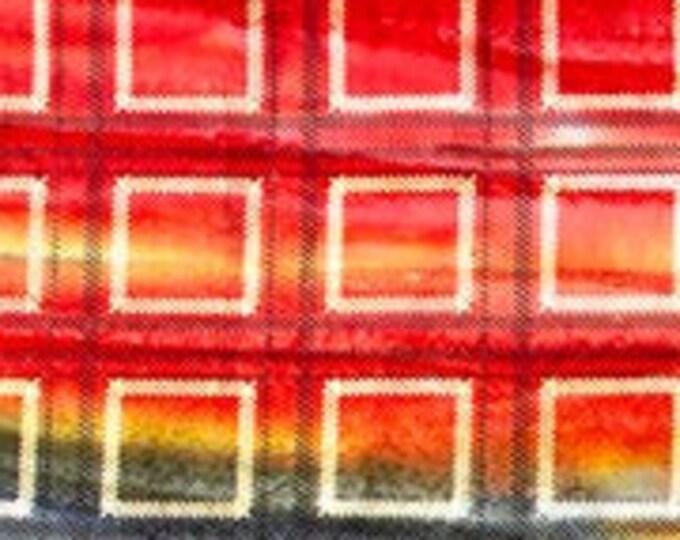 """Kilts & Quilts Plaid by Banyan Batiks  80391-24  100% cotton 44/45"""" wide fabric"""