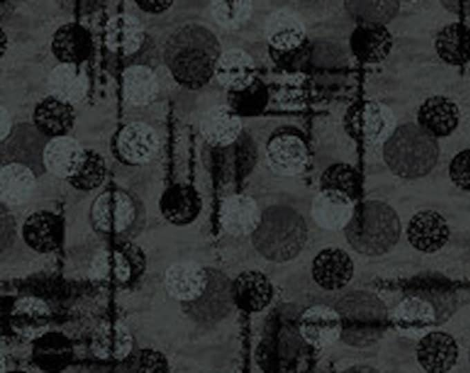 """Jot Dot Black  by Blank Quilting  9570-99  100% cotton 44/45"""" wide fabric"""