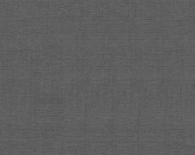 "Linen Texture by Makower UK Slate TP1473 S8  44""Wide 100% Cotton"