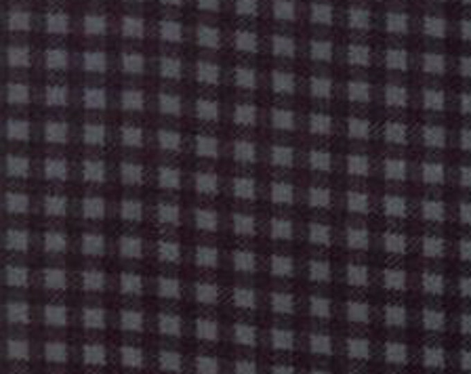 "FLANNEL Wool & Needle V - Cornflower by Moda   1223-22F  44"" wide 100% Cotton Fabric"