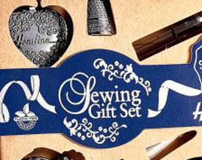A Sewing Gift Set