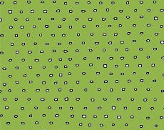 "Pixie Dots Lime  by QT Fabrics 24299-GH   100% cotton 44/45"" wide fabric"