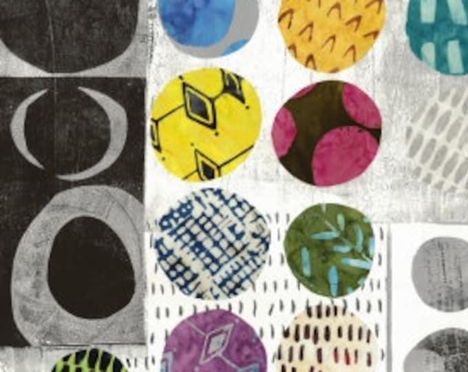 "Wabi Sabi by Marcia Derse for  Windham Fabrics 52258D-X  44"" Wide 100% Cotton"
