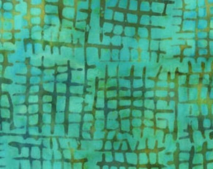"""Here There by Marcia Derse  for  Anthology Batiks  9044Q-X Briny  100% Cotton 44/45"""" Wide Fabrics"""