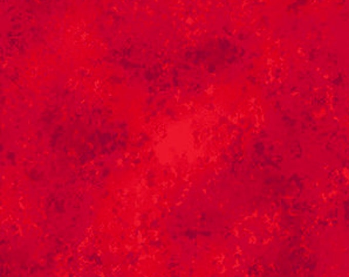 """Rapture Red  by QT Fabrics  27935-R  44"""" Wide 100% Cotton"""