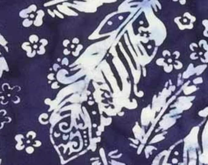 "Feathers by Banyan Batiks 80033-46  100% cotton 44/45"" wide fabric"