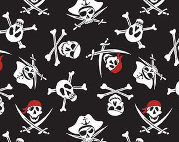 """Pirate Tales by Riley Blake C9683  44"""" wide 100% Cotton Fabric"""