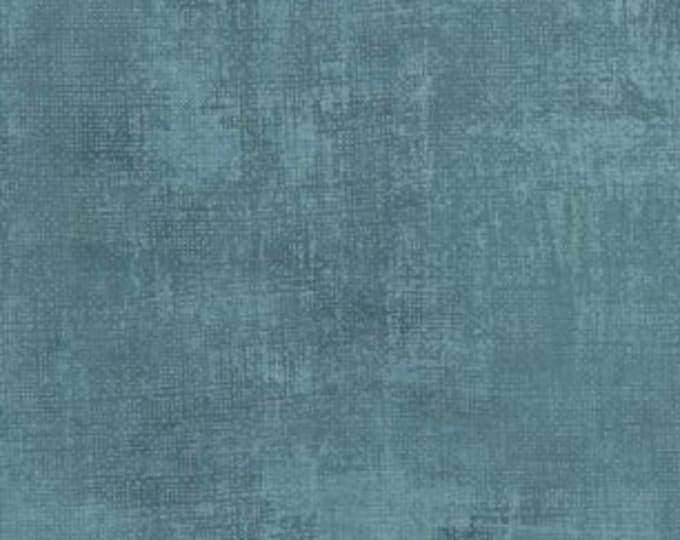"""Dry Brush Teal by Wilmington Prints  89205 407 44"""" wide 100% Cotton Fabric"""