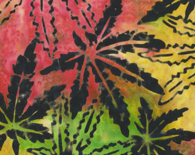 """Mary Jane Tropical Multi Color by Anthology 9032Q-4  44"""" Wide 100% Cotton"""