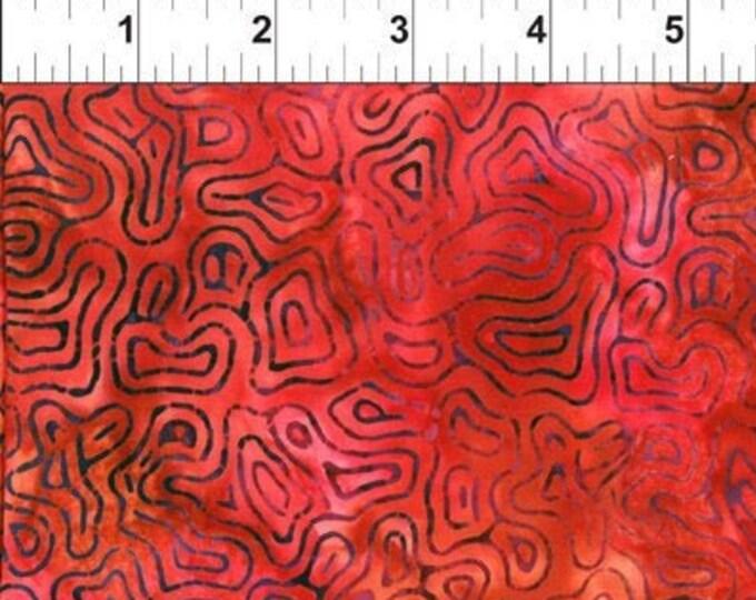 "Floragraphix Batiks 4 by  In The Beginning Fabrics 4GBD-1   44"" wide 100% Cotton Fabric"