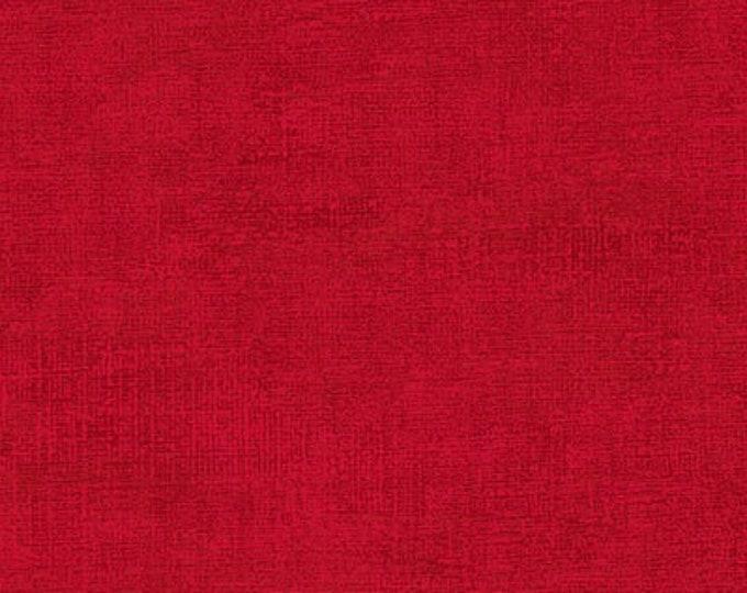 "Melange Basics Red from Stof Fabrics From Denmark 4509-406  44"" Wide 100% Cotton"