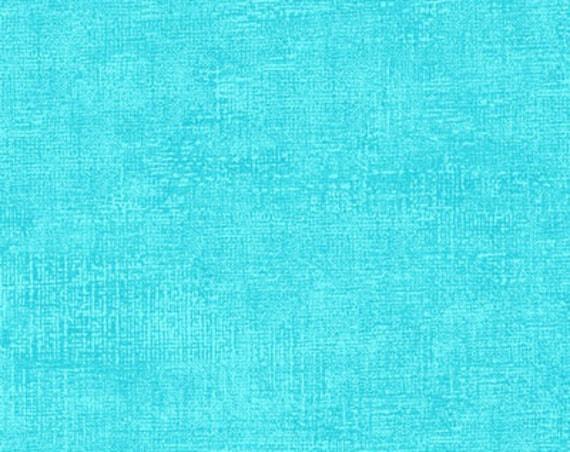 "Melange Basics Turquoise from Stof Fabrics From Denmark 4509-700 44"" Wide 100% Cotton"