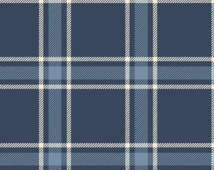 """FLANNEL Primo Plaid by Marcus Fabrics  U040-0110  44"""" wide 100% Cotton Fabric"""