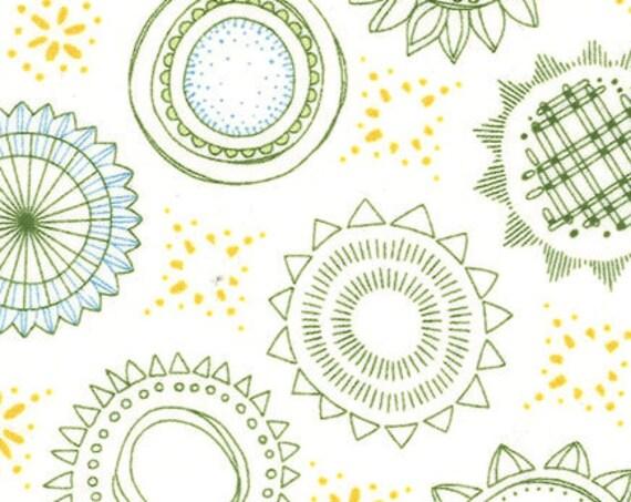 """Solana Varietals Cream by Robin Pickens for Moda  48682-11  44"""" Wide 100% Cotton"""