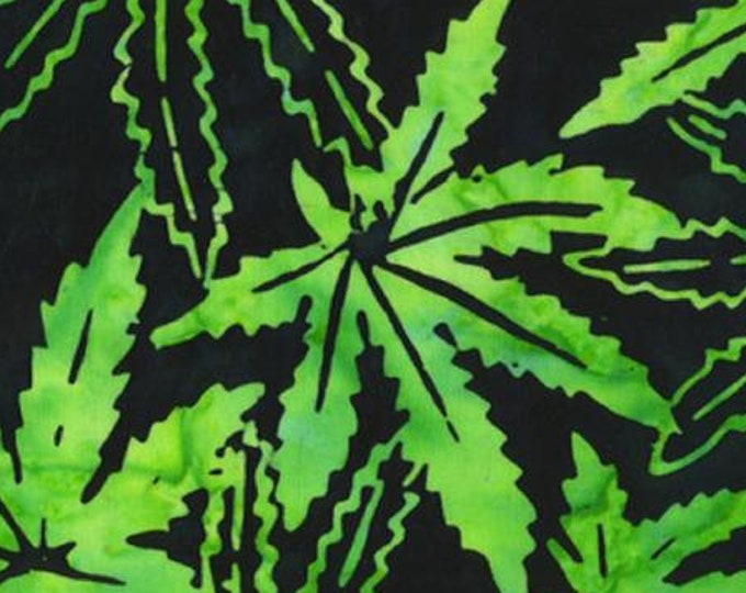 """Mary Jane Tropical Black by Anthology 9032Q-1  44"""" Wide 100% Cotton"""