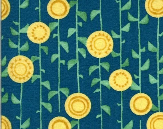 "Solana Stalks Horizon by Robin Pickens for Moda  48683-16  44"" Wide 100% Cotton"