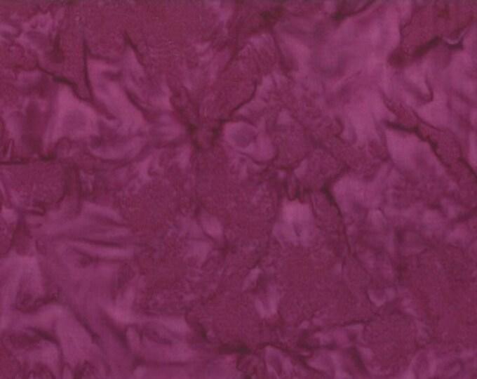 "Rock Candy Batik Magenta  by Wilmington Prints 2678-663  44"" wide fabric 100% cotton"