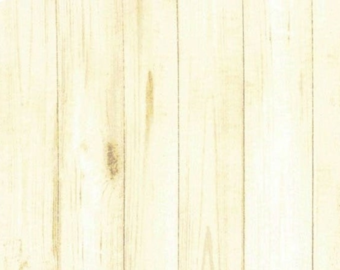 """Cream Wood  by Wilmington Prints 32056-211  44"""" wide 100% Cotton Fabric"""