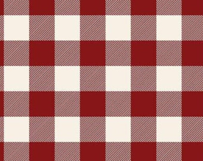 Christmas Traditions Plaid by Riley Blake C9595 44-inch Wide Cotton Fabric Yardage
