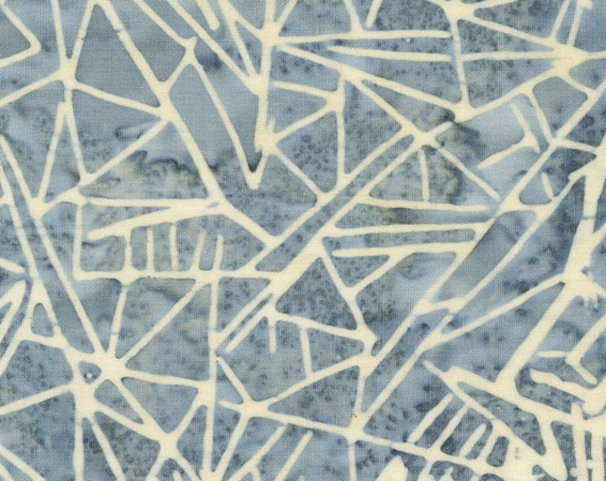"""Mary Inman for  Anthology Batiks  2033Q-X gray  100% Cotton 44/45"""" Wide Fabrics"""
