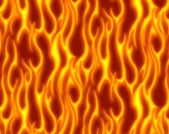 """Flames  by Henry Glass  9479-85   44"""" wide 100% Cotton Fabric"""