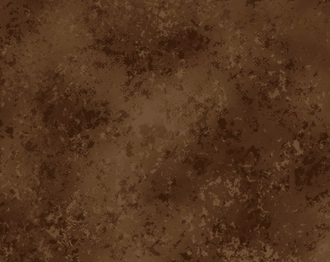 """Rapture Rootbeer  by QT Fabrics  27935-A  44"""" Wide 100% Cotton"""