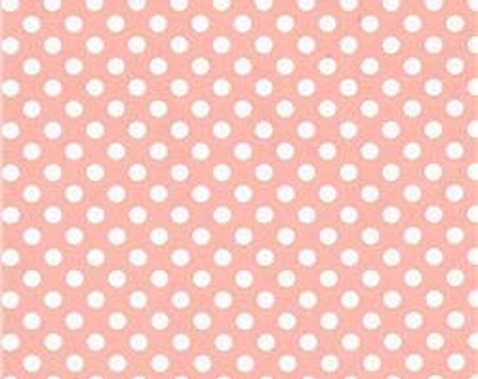"Blank Quilting Pink Lady 8496-22 Pink Dot 100% cotton 44/45"" wide fabric"