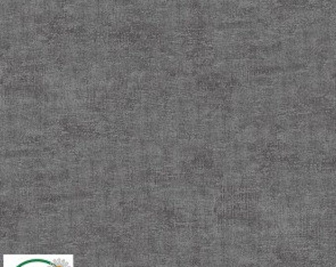 "Melange Basics Grey from Stof Fabrics From Denmark 4509-903 44"" Wide 100% Cotton"