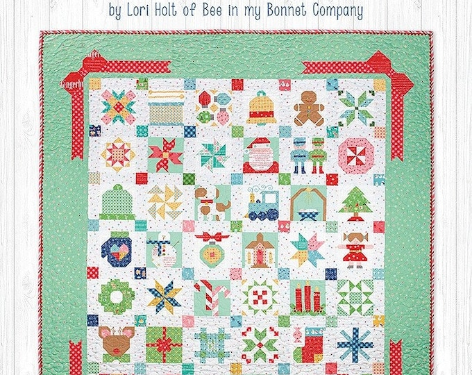 Vintage Christmas by Lori Hold of Bee in my Bonnet Company