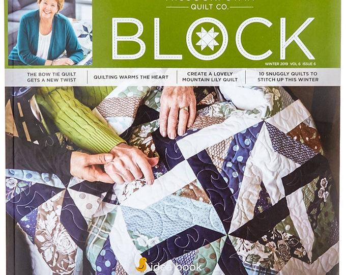BLOCK Magazine Early Winter 2019 Volume 6 Issue 6