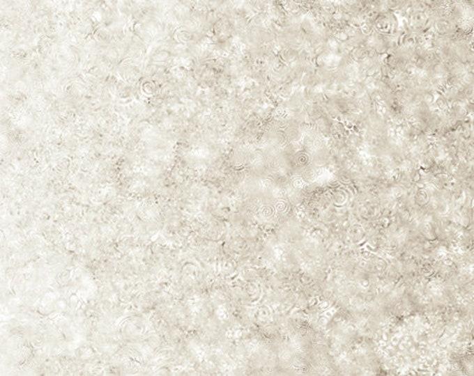 "Effervescence by Dan Morris for QT Fabrics 28159-KE Putty  100% cotton 44/45"" wide fabric"
