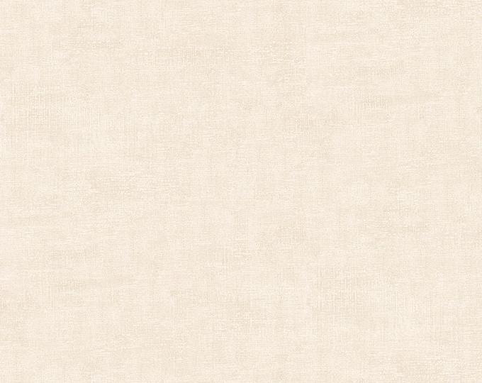 "Melange Basics Ivory from Stof Fabrics From Denmark 4509-100 44"" Wide 100% Cotton"