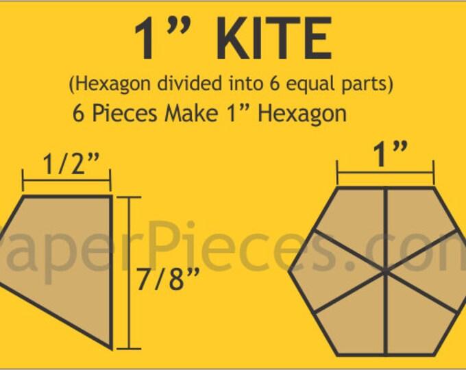 """Paper Pieces 1"""" Kites 720 Pieces HKITE100L"""