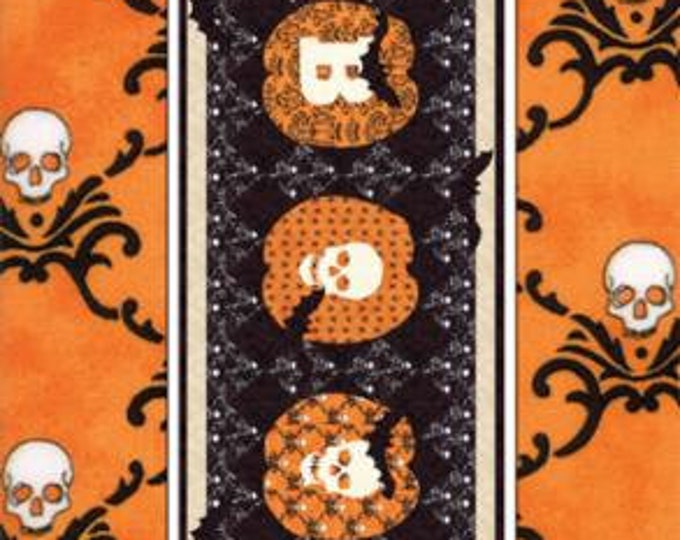 Batty Table Runner by Coach House Designs PATTERN ONLY