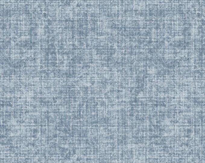 """Northcott City Lights Linen Texture Light Blue 23962-42  100% Cotton 44/45"""" wide fabric"""