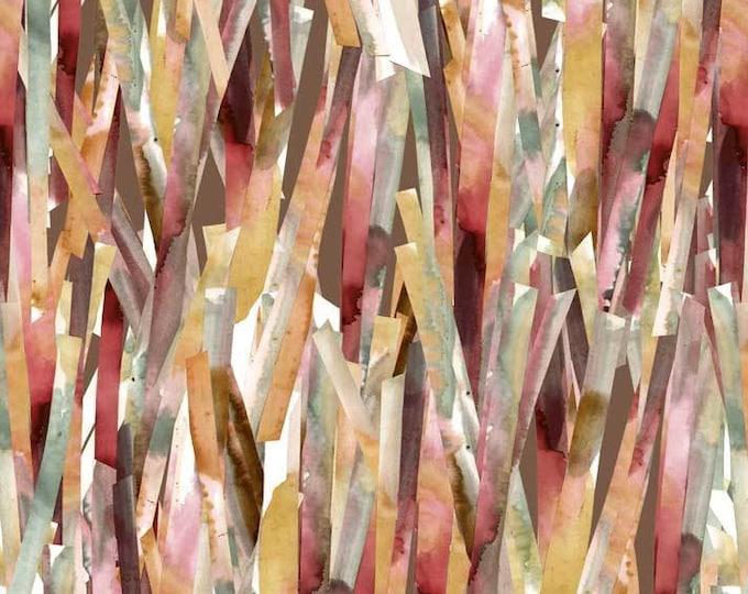 Papier Mache Stripe by P&B Textiles 44-inch Wide  100% Cotton Fabric Yardage