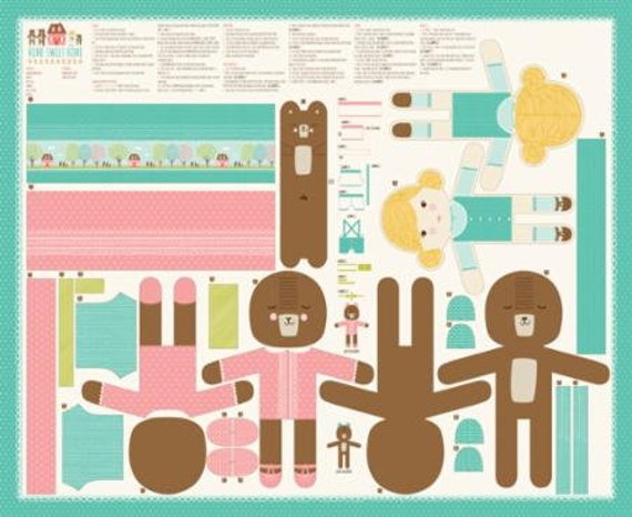 Home Sweet Home Panel Multi by Stacy Iset Hsu 20570-11 Moda 1 yard Panel 100% cotton (#10)