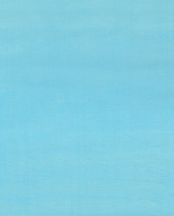 "Solid Pale Blue Batik from Wilmington Prints #114 100% cotton 44/45"" wide fabric"