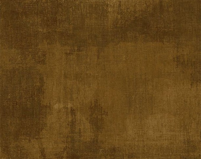 """FLANNEL Dry Brush Chocolate  by Wilmington Prints     44"""" wide 100% Cotton Fabric"""