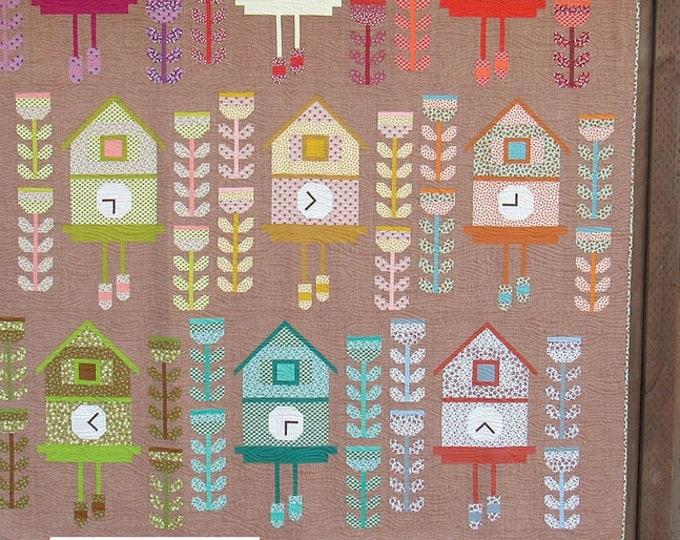 Elizabeth Hartman Cuckoo Quilt Pattern Only