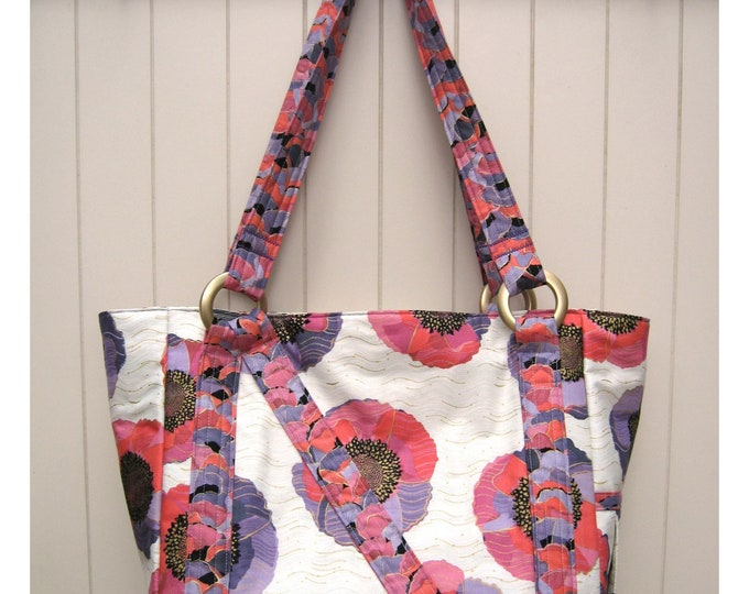 Bacchus Tote-bag PATTERN ONLY Wives of Whitewood
