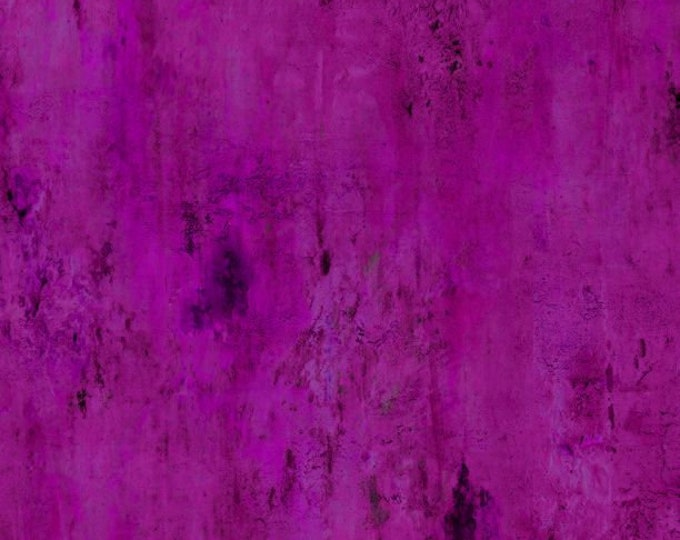 "Vintage Texture Magenta by Wilmington Prints 89233-663 44"" wide 100% Cotton Fabric"