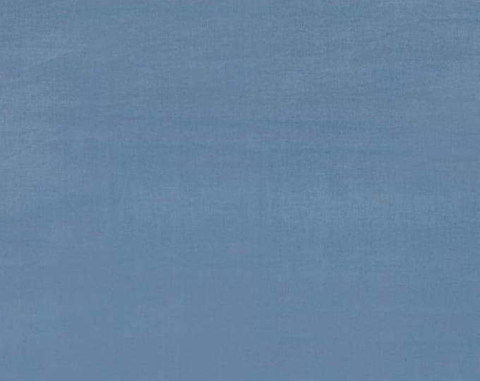 "Solid Medium Gray Batik from Wilmington Prints #119   100% cotton 44/45"" wide fabric"