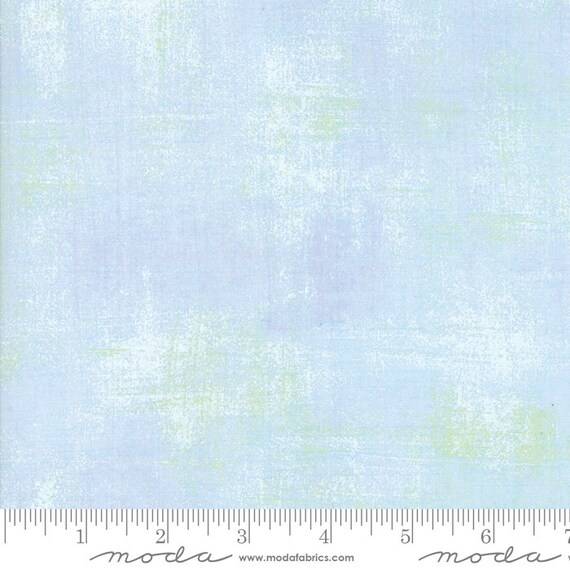 Moda Basic Grey Grunge Clear Water 30150-406 44-inch Wide Cotton Fabric Yardage