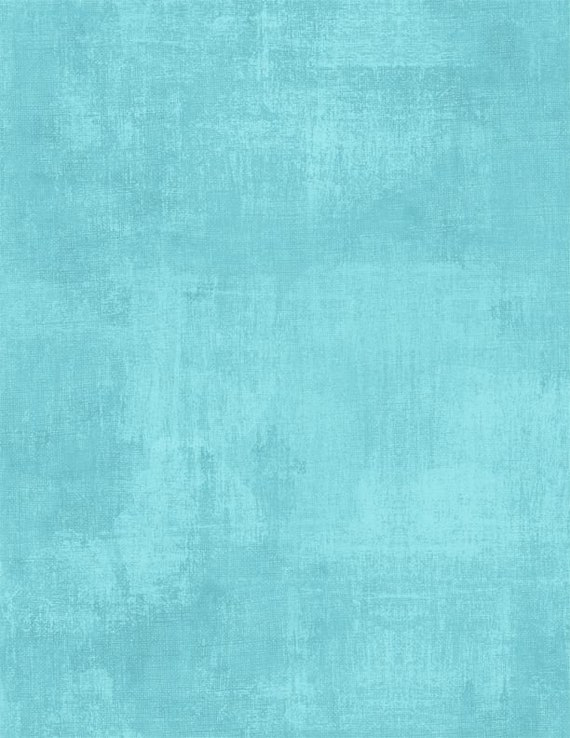 """FLANNEL Dry Brush Aqua  by Wilmington Prints   44"""" wide 100% Cotton Fabric"""