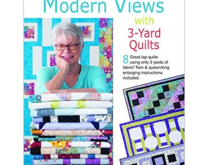 Modern Views 3-Yard Quilts By Donna Robertson