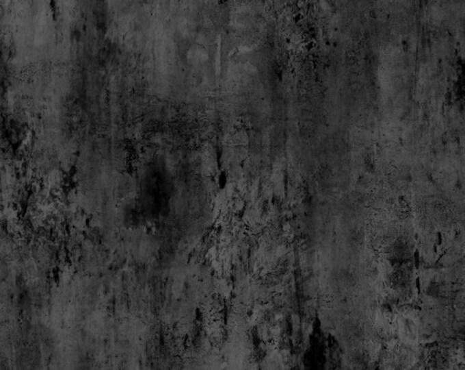"Vintage Texture Black by Wilmington Prints 89233-999  44"" wide 100% Cotton Fabric"