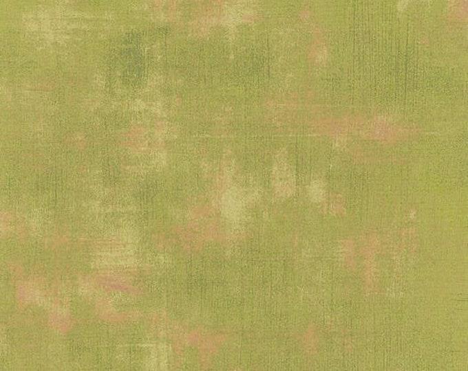 Moda Basic Grey Grunge Spearmint  30150-83 44-inch Wide Cotton Fabric Yardage